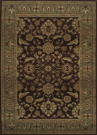 Oriental Weavers Genesis 952Q1 Q1 Area Rug| Size| 2' X 3' with Free Pad - 25070x1