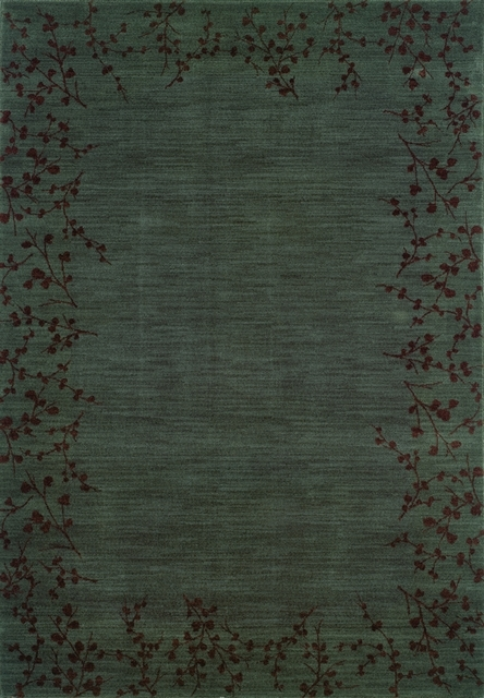 Oriental Weavers Allure 004d1 Area Rug| Size| 1'11'' X 3' 3 with Free Pad - 15150x2