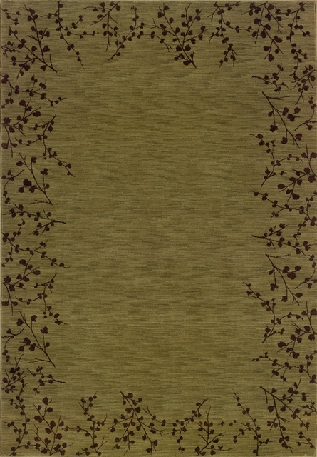 Oriental Weavers Allure 004e1 Area Rug| Size| 1'11'' X 3' 3 with Free Pad - 15151x2