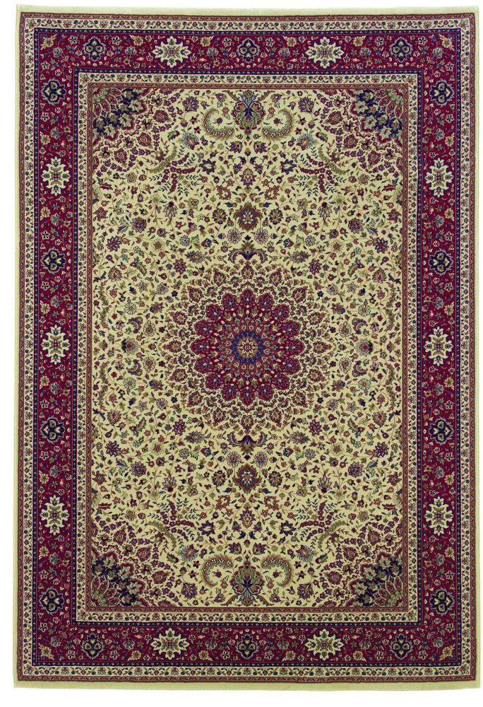 Oriental Weavers Ariana 095J3 Area Rug| Size| 2' X 3' with Free Pad - 112x12