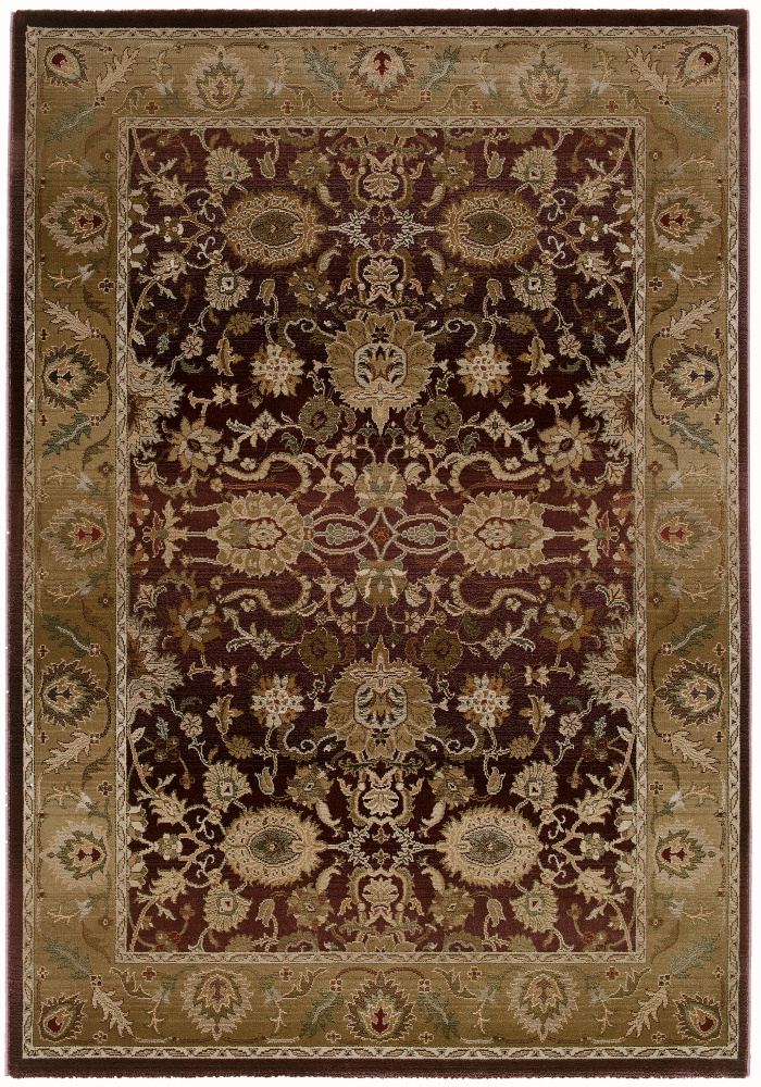 Oriental Weavers Generations 1732m Area Rug| Size| 18'' Returnable Sample Swatch - 163x15