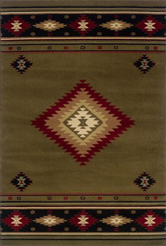 Oriental Weavers Hansen 087J1 Area Rug| Size| 1' 10'' X 3' 3'' with Free Pad - 27196x1
