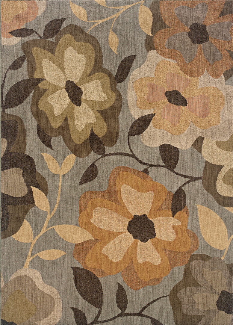 Oriental Weavers Palermo 2874c Area Rug| Size| 18'' Returnable Sample Swatch - 64863x9
