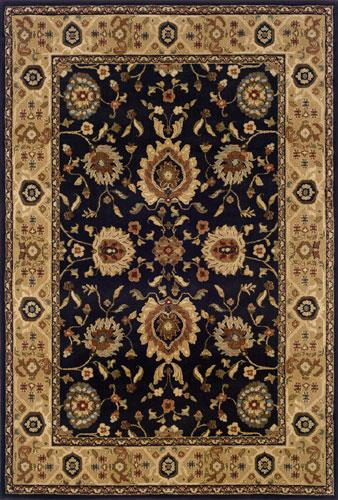 Oriental Weavers Hansen 1338D Area Rug| Size| 1'10''X7'6'' Runner with Free Pad - 32830x2