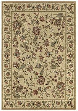 Shaw Concepts Eliza Beige 06100 Area Rug Last Chance - 26978