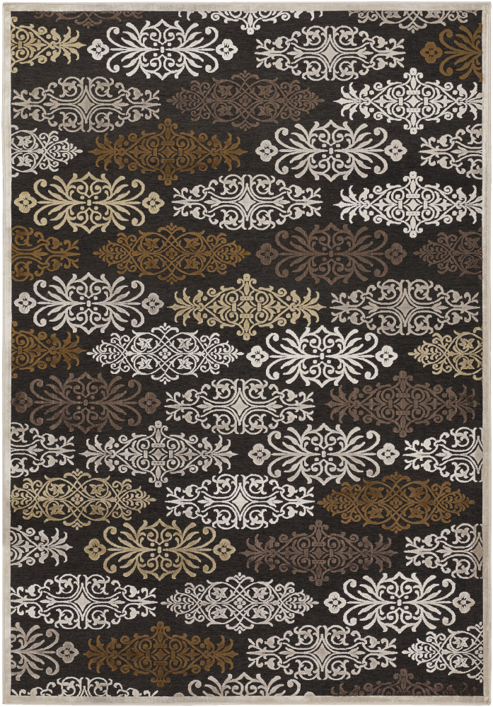 Surya Basilica BSL-7133 Area Rug| Size| 1'6''X1'6'' Returnable Sample Swatch - 33567x4