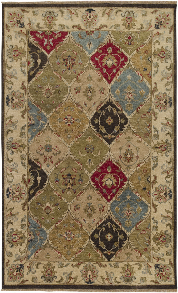 Surya Estate EST-10528 Area Rug Clearance| Size| 2' x 3' - 56639x1