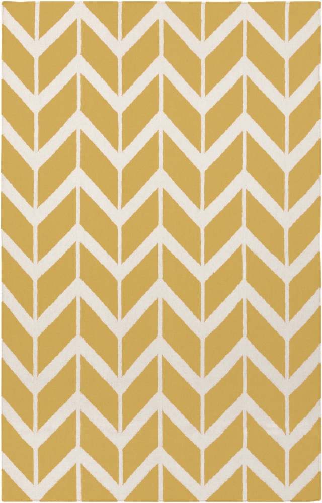 Surya Fallon FAL-1092 Golden Yellow Area Rug Clearance| Size| 2' x 3' - 88289x2