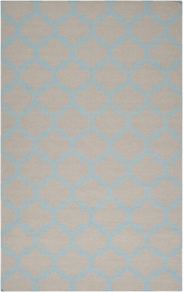 Surya Frontier Ft-117 Blue Haze Area Rug Clearance| Size| 2'6''x8' Runner - 61470x1