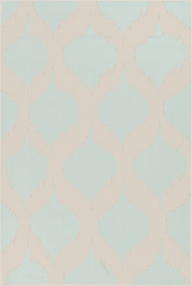 Surya Frontier FT-515 Pale Aqua Green Area Rug Clearance| Size| 2' x 3' - 88427x2