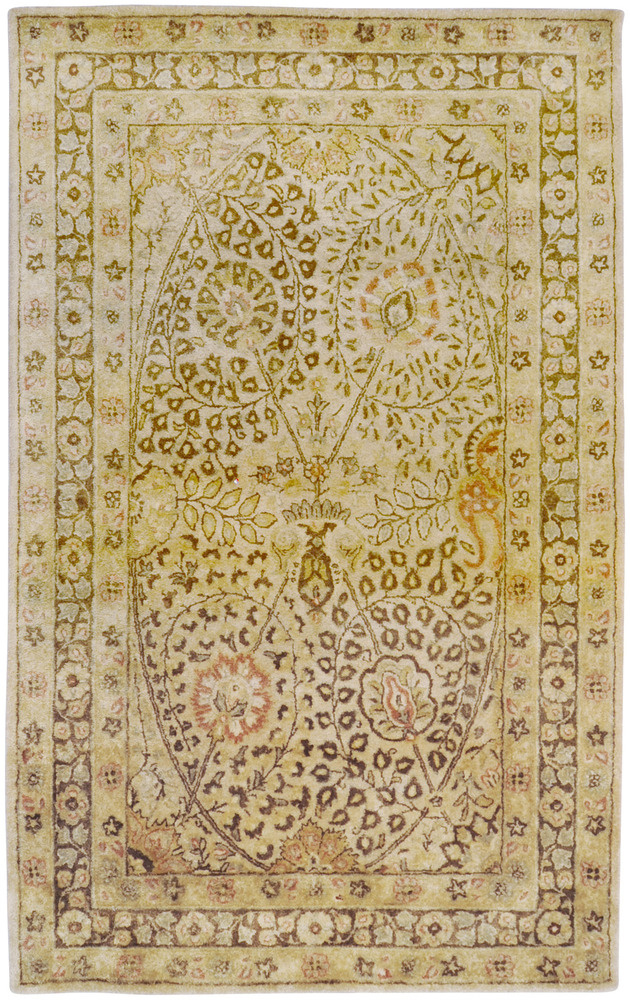 Surya Vintage VTG-5202 Area Rug Clearance| Size| 1'6''X1'6'' Returnable Sample Swatch - 28676x6
