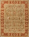 Addison And Banks Hand Tufted Abr0524 Kelp-Brick Red Area Rug Clearance - 82228