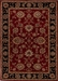 Addison And Banks Hand Tufted Abr0527 Red-Ebony Area Rug - 82231
