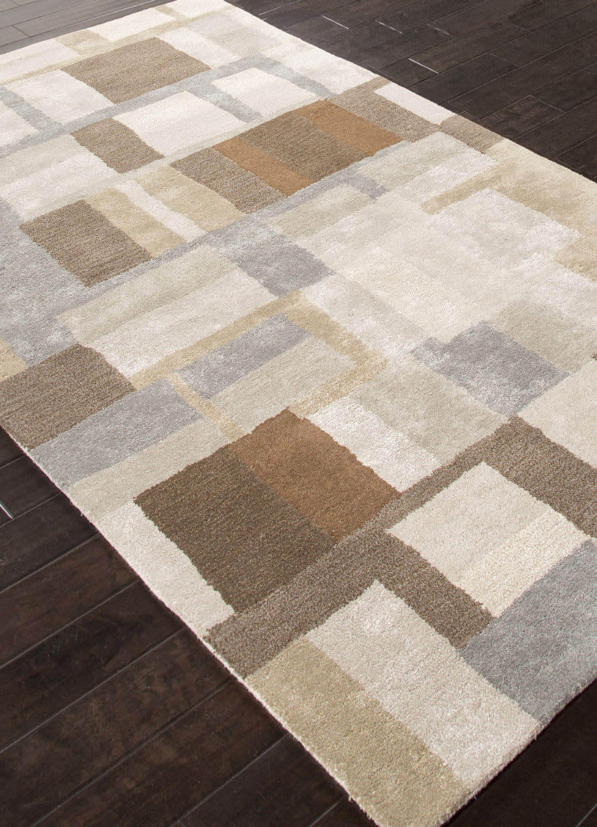 Addison And Banks Hand Tufted Abr0799 Classic Gray Area