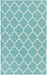 Surya Vogue Claire Teal-White