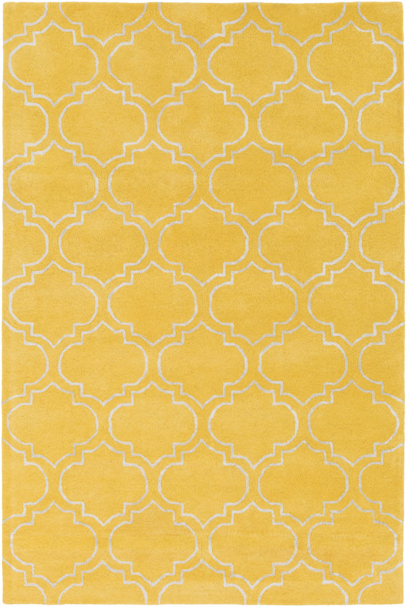 Surya Signature Emily Yellow - Ivory