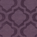 Surya Central Park Kate Purple Area Rug - 112348