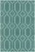 Surya Metro Scout Teal Area Rug Clearance - 137535