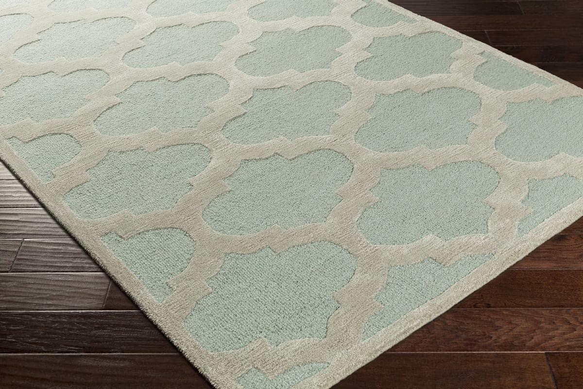 Surya Arise Hadley Light Blue - Gray Area Rug - 137517