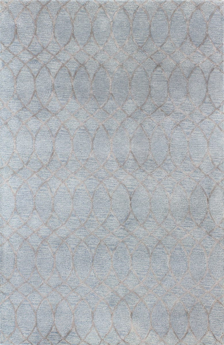 Bashian Greenwich R129 Hg300 Light Blue Rug Studio