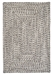 Colonial Mills Corsica Cc19 Silver Shimmer 160396 Area Rug - 160396