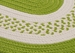 Colonial Mills Crescent Nt62 Bright Green 160421 Area Rug - 160421