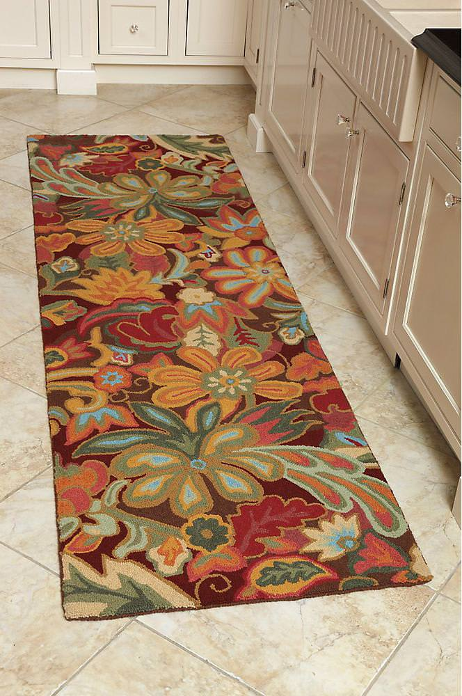 Company C Tapestry 18239 Spice Area Rug - 125466