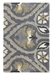 Company C Pierre 19239 Pewter Area Rug - 158102