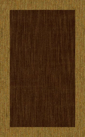 RugStudio Riley sr100 chocolate 219 Area Rug