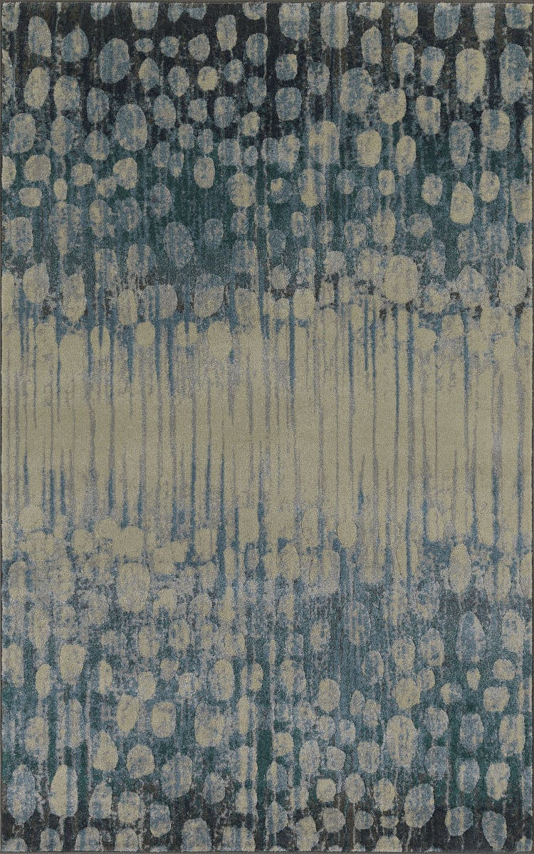 Dalyn Upton Up5 Pewter Area Rug 173796
