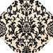 Dalyn Bella Bl7 Black Area Rug - 157480
