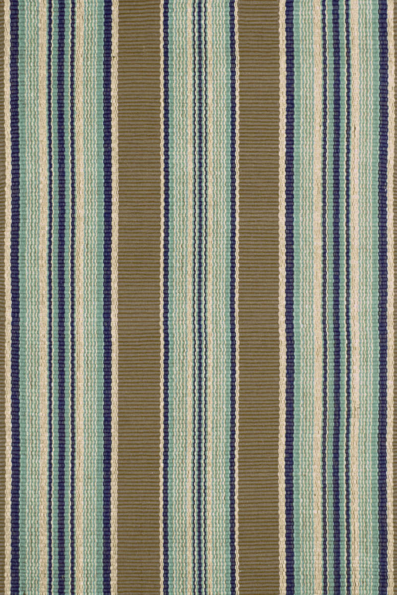 Rugstudio Sample Sale 56167R Heron Stripe