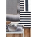 Dash And Albert Catamaran Stripe Navy-Ivory Area Rug - 64406