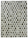 Exquisite Rugs Natural Hair on Hide Gray - Silver
