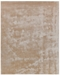 Exquisite Rugs Mohair Hand Woven Light Beige Area Rug - 190785