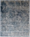 Exquisite Rugs Carmen Hand Woven Blue Area Rug - 190588