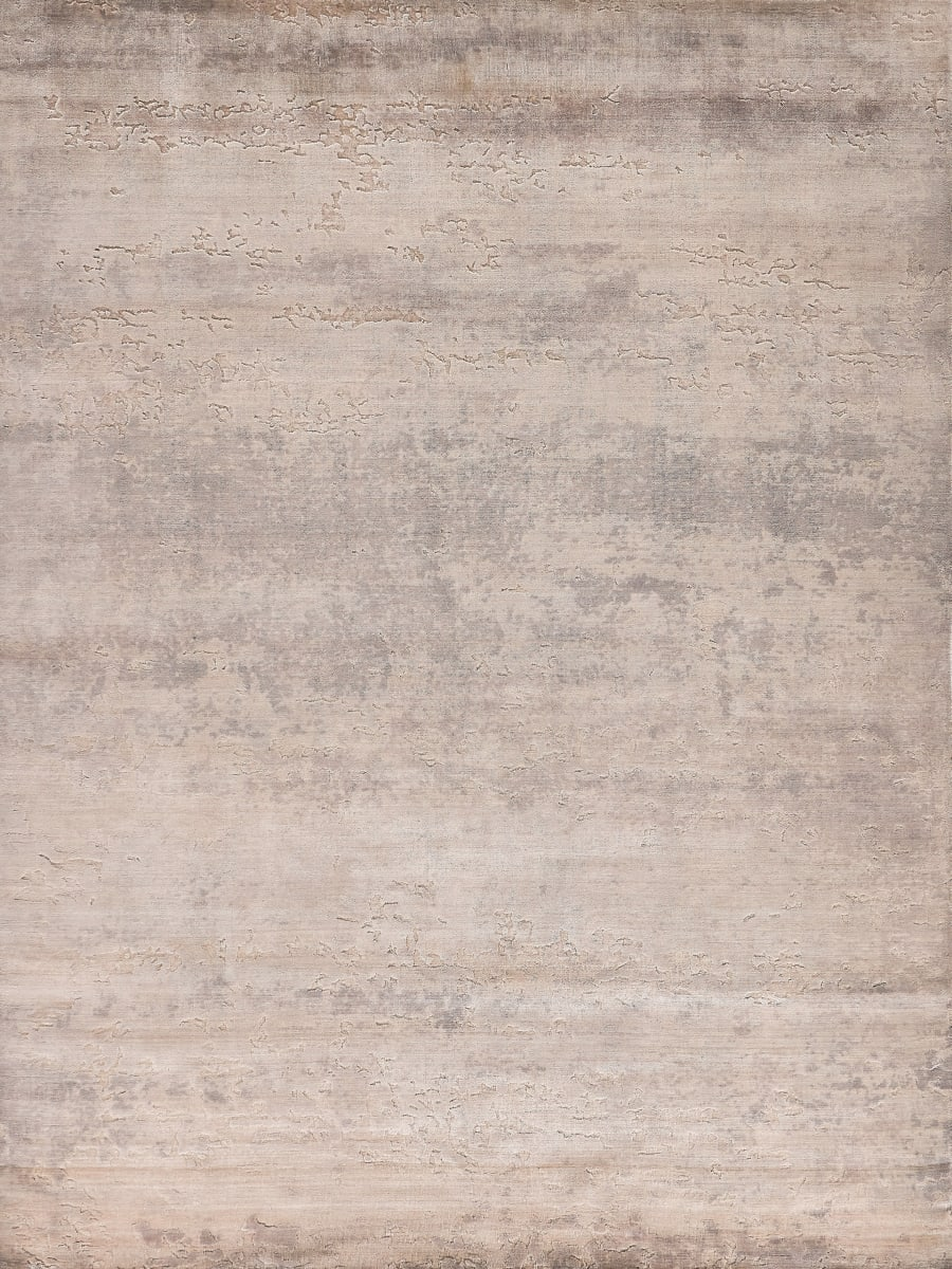 Exquisite Rugs Roset Hand Woven 2531 Silver