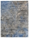 Exquisite Rugs Koda Hand Woven Blue - Gray Area Rug - 190729