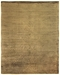 Exquisite Rugs Embossed Hand Woven 3574 Khaki