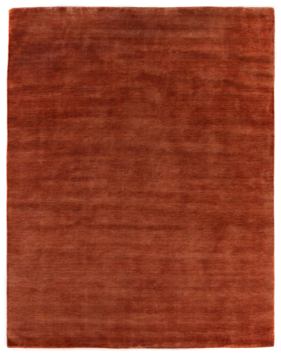 Exquisite Rugs Wool Dove Hand Woven 3685 Sienna