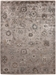 Exquisite Rugs Museum Hand Knotted Silver - Brown Area Rug - 190821
