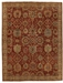 Exquisite Rugs Serapi Hand Knotted 8340 Red - Ivory