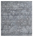 Exquisite Rugs Meena Hand Knotted Gray - Blue Area Rug - 190778