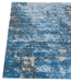 Exquisite Rugs Reflections Hand Woven 2617 Blue Area Rug - 191000