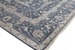 Exquisite Rugs Oushak Hand Knotted Blue Area Rug - 190913
