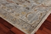 Exquisite Rugs Jurassic Hand Knotted 3799 Gray - Beige Area Rug - 190711