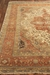 Exquisite Rugs Fine Serapi Hand Knotted Ivory - Rust Area Rug - 190666