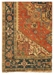 Exquisite Rugs Serapi Hand Knotted Red - Blue 191077 Area Rug - 191077