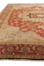 Exquisite Rugs Serapi Hand Knotted 8144 Red Area Rug - 191078