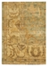Exquisite Rugs Oushak Hand Knotted 8147 Light Green - Beige Area Rug - 190919